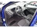 2012 Sonic Blue Metallic Ford Focus S Sedan  photo #18