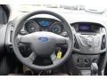 2012 Sonic Blue Metallic Ford Focus S Sedan  photo #20