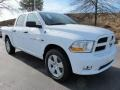 Bright White 2012 Dodge Ram 1500 Gallery