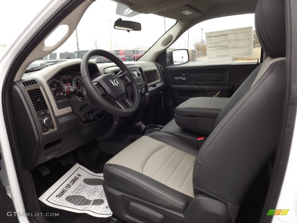 2012 Dodge Ram 2500 HD ST Regular Cab 4x4 interior Photo ...