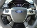 2012 White Platinum Tricoat Metallic Ford Focus SEL 5-Door  photo #12