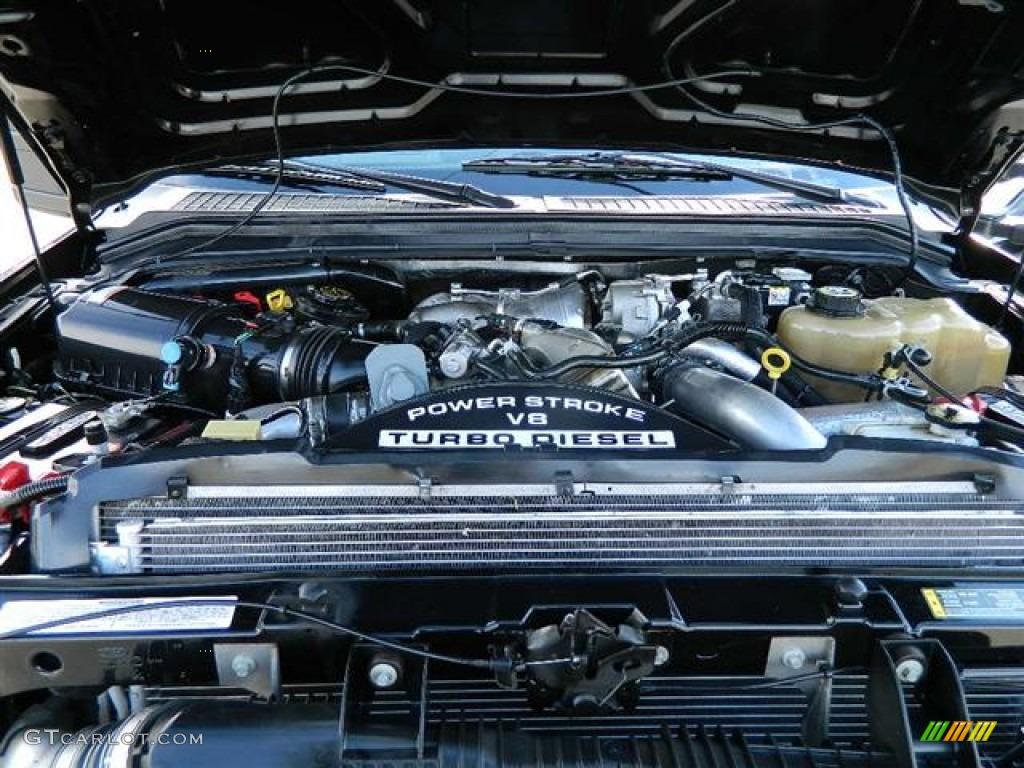 2008 ford f250 super duty harley davidson crew cab 4x4 6 4l 32v power stroke turbo