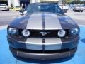 2007 Alloy Metallic Ford Mustang GT Premium Convertible  photo #8