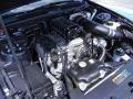 2007 Alloy Metallic Ford Mustang GT Premium Convertible  photo #30