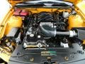 2007 Grabber Orange Ford Mustang GT Premium Coupe  photo #24