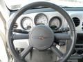 Pastel Slate Gray Steering Wheel Photo for 2007 Chrysler PT Cruiser #58111859