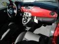 Rosso Brillante (Red) - 500 c cabrio Lounge Photo No. 5