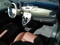 Verde Oliva (Green) - 500 c cabrio Lounge Photo No. 5