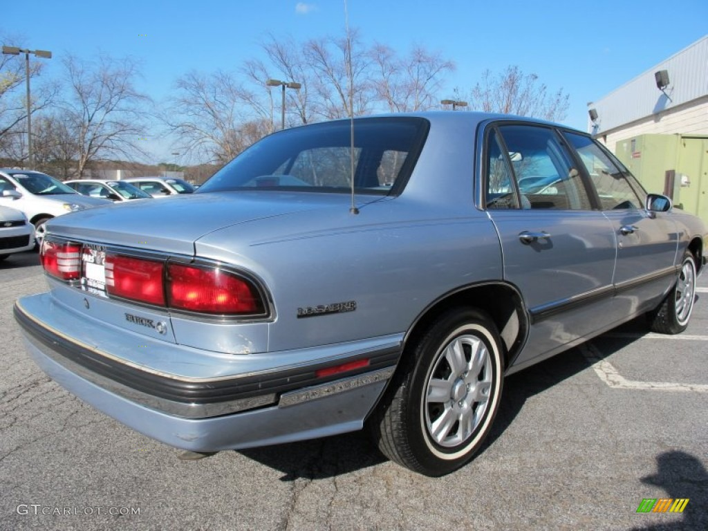 on 1999 Buick Lesabre Blue