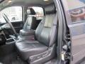Ebony 2010 Chevrolet Tahoe Interiors