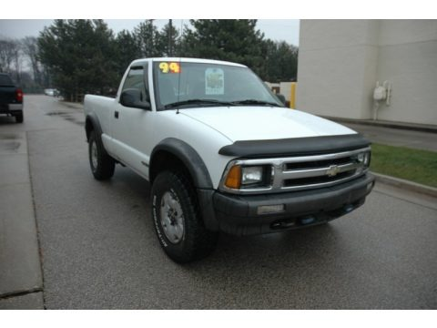 1994 Chevy S10 SS Specifications http://gtcarlot.com/data/Chevrolet/S10/1994/53598210.html