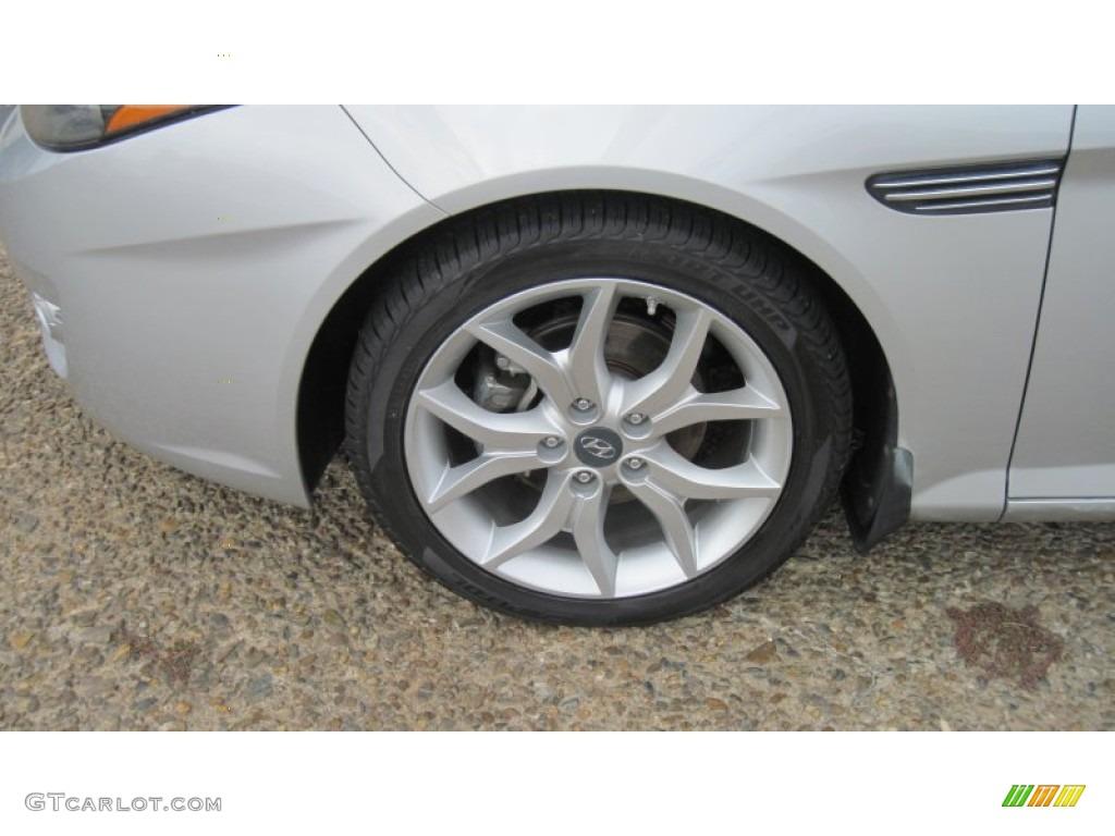 2008 Hyundai Tiburon GT Wheel Photo #58145063