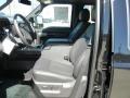 2012 Black Ford F250 Super Duty Lariat Crew Cab 4x4  photo #6