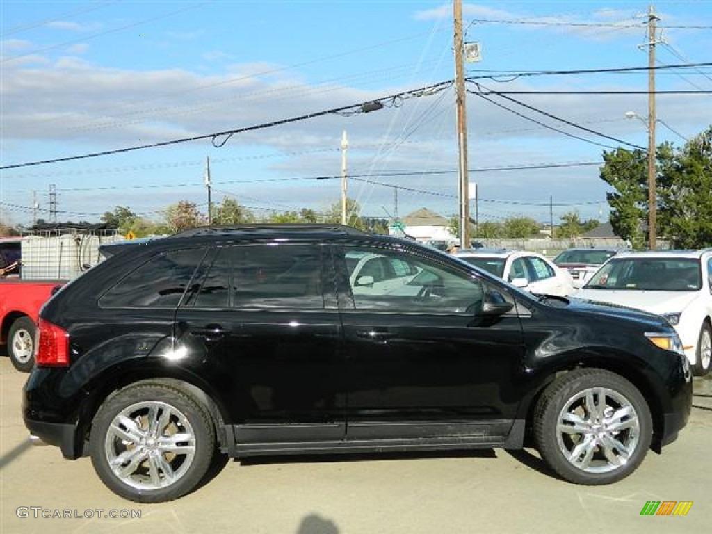 black 2012 ford edge sel ecoboost exterior photo 58156658. Black Bedroom Furniture Sets. Home Design Ideas