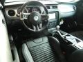 2012 Ford Mustang Charcoal Black/Black Interior Dashboard Photo