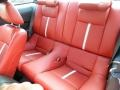 2012 Ford Mustang Brick Red/Cashmere Interior Interior Photo