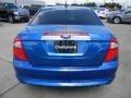 2011 Blue Flame Metallic Ford Fusion SEL  photo #4