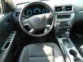 2011 Bordeaux Reserve Metallic Ford Fusion SEL V6  photo #11