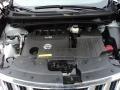2010 Brilliant Silver Metallic Nissan Murano SL  photo #22