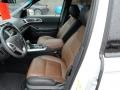 Pecan/Charcoal Interior Photo for 2011 Ford Explorer #58187713
