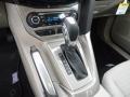 2012 White Platinum Tricoat Metallic Ford Focus SEL 5-Door  photo #11