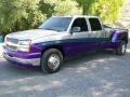 2003 Light Pewter Metallic Chevrolet Silverado 3500 LS Crew Cab Dually  photo #5