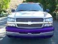 2003 Light Pewter Metallic Chevrolet Silverado 3500 LS Crew Cab Dually  photo #6