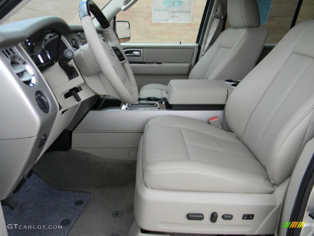 Stone Interior 2012 Ford Expedition Limited Photo 58196031