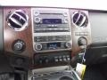 2012 Black Ford F250 Super Duty Lariat Crew Cab 4x4  photo #10
