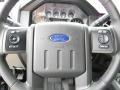 2012 Black Ford F250 Super Duty Lariat Crew Cab 4x4  photo #11