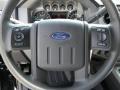 2012 Black Ford F250 Super Duty XLT Crew Cab 4x4  photo #11