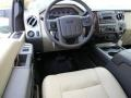 2012 White Platinum Metallic Tri-Coat Ford F250 Super Duty Lariat Crew Cab 4x4  photo #9
