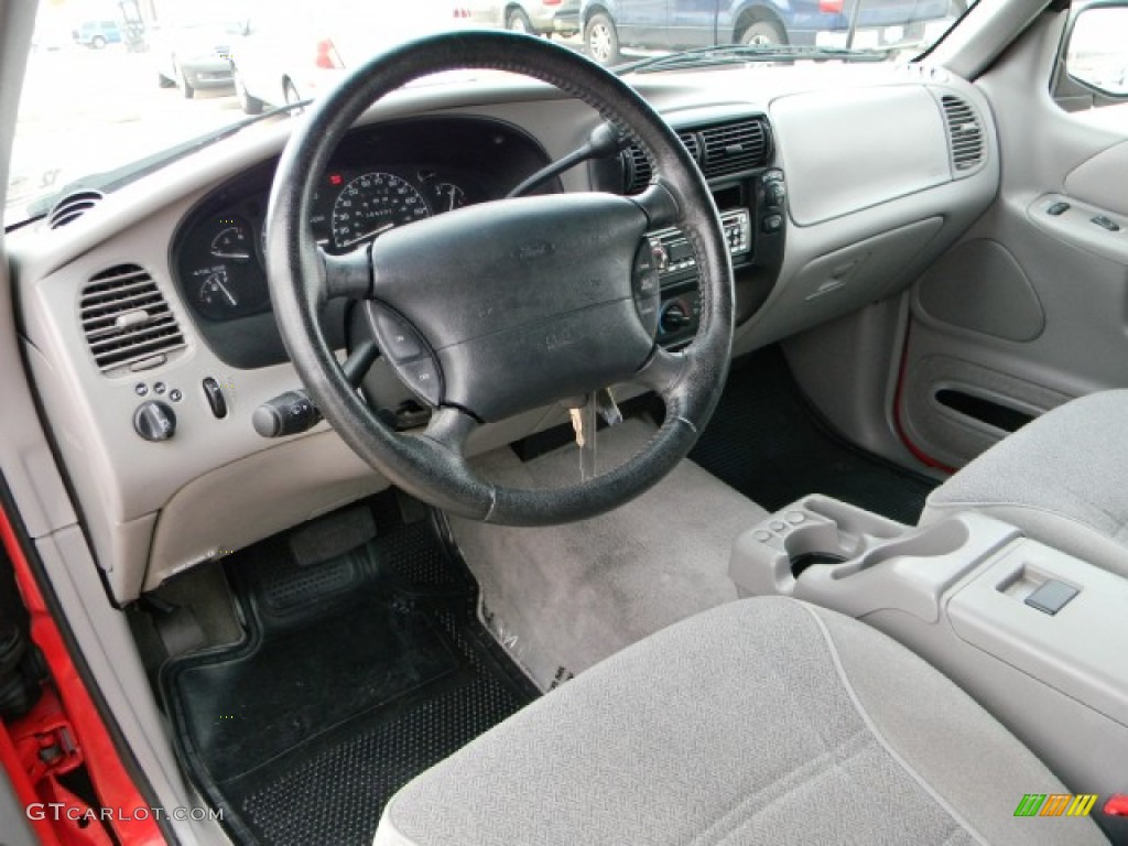 1998 Ford Explorer Interior