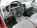 1998 Ford Explorer Medium Graphite Interior Prime Interior Photo