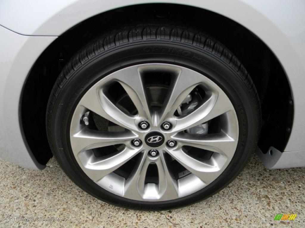 2011 Hyundai Sonata Se 2 0t Wheel Photo 58204851
