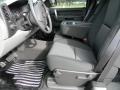 2012 Black Chevrolet Silverado 1500 LS Extended Cab  photo #8