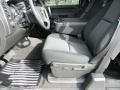 2012 Silver Ice Metallic Chevrolet Silverado 1500 LT Extended Cab  photo #7