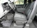 2012 Summit White Chevrolet Silverado 1500 LS Extended Cab 4x4  photo #7