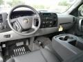 2012 Summit White Chevrolet Silverado 1500 LS Extended Cab 4x4  photo #8