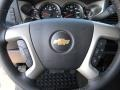 2012 White Diamond Tricoat Chevrolet Silverado 1500 LT Crew Cab  photo #11