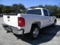2012 Summit White Chevrolet Silverado 1500 LT Crew Cab  photo #3