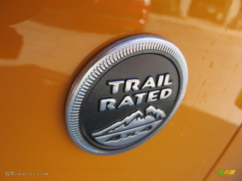 2012 Jeep Wrangler Sport 4x4 Trail Rated Badge Photo