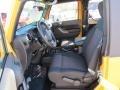 Black Interior Photo for 2012 Jeep Wrangler #58220127