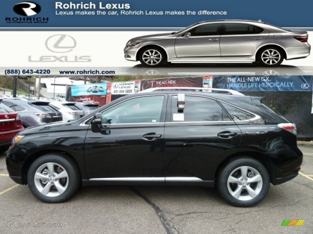 2012 obsidian black lexus rx 350 awd 57874999 gtcarlot. Black Bedroom Furniture Sets. Home Design Ideas