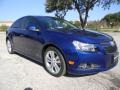 Blue Topaz Metallic 2012 Chevrolet Cruze Gallery