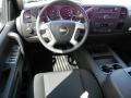 2011 Black Chevrolet Silverado 1500 LT Crew Cab  photo #9