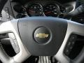 2011 Black Chevrolet Silverado 1500 LT Crew Cab  photo #11
