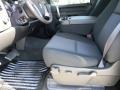 2011 Black Chevrolet Silverado 1500 LT Crew Cab  photo #7
