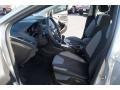 Two-Tone Sport 2012 Ford Focus SE Sport 5-Door Interior