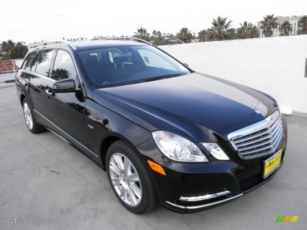 Black 2012 mercedes benz e 350 4matic wagon exterior photo for 2012 mercedes benz e350 4matic